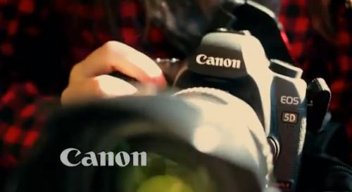 Canon Commercial Spot