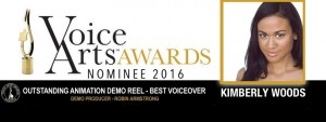 Read more about the article Voice Arts Award Nomination