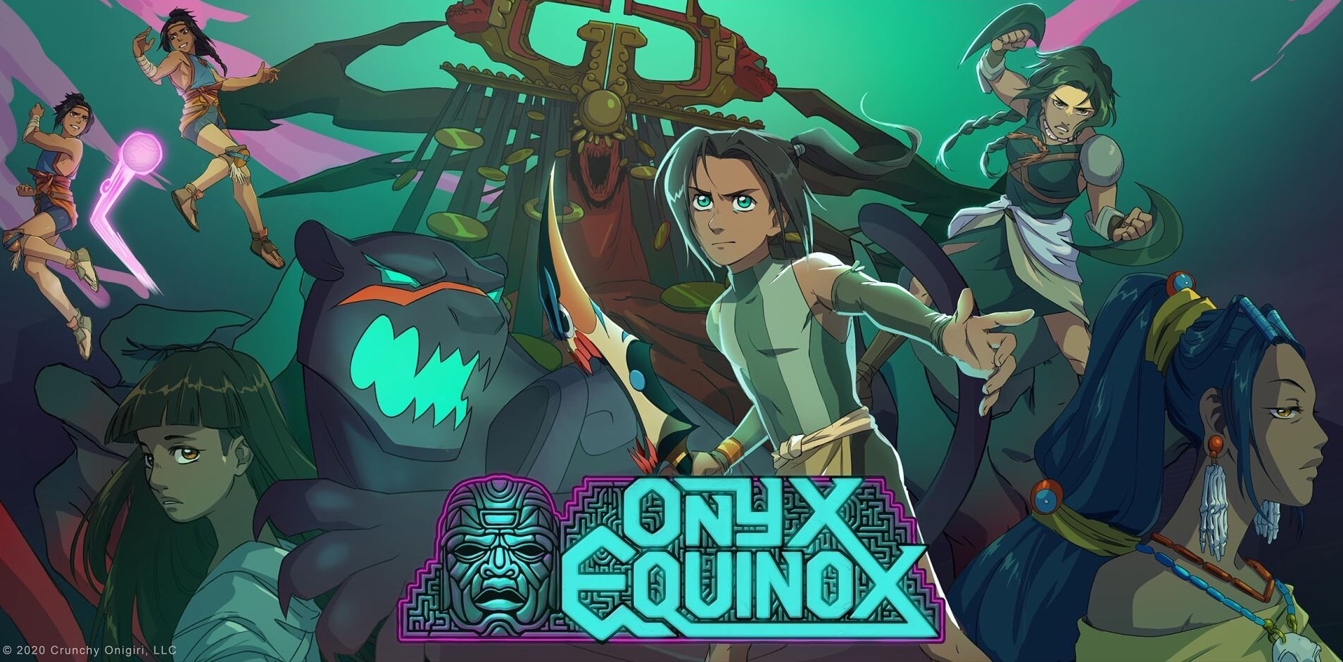 All eps of Onyx Equinox are out now!