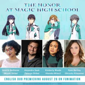 Read more about the article Honor at Magic High School
